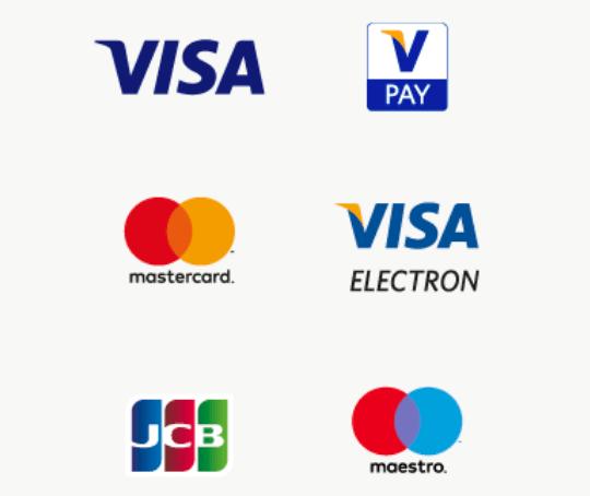 Voit maksaa käteisellä, kortilla tai Mobilepayn kautta.